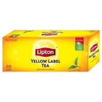 Trà Lipton túi lọc nhãn vàng hộp 50g (25 gói)