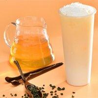 Trà ô long-Nướng nhẹ Roasted Oolong Tea -light Trà sữa Đường đen trà KOI TEA  HEY TEA  THE ALLEY  ROYAL TEA  QI TEA