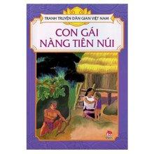 Tranh Truyện Dân Gian Việt Nam - Con Gái Nàng Tiên Núi