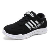 Trẻ Em Giày Thể Thao Lưới Thoáng Khí Thời Trang Giày Chạy Bộ Bé Trai Bé Gái Giày Teen Giày Sneaker Chống Trượt