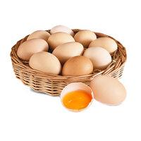 Trứng gà ta nông trại Hộp 6 trứng - Dinh dưỡng cao hơn trứng gà thường - Sản phẩm từ nông trại 3Sạch Food