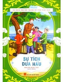 Sự Tích Dưa Hấu - Tranh Truyện Cổ Tích Việt Nam