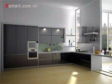 Tủ bếp Acrylic 01