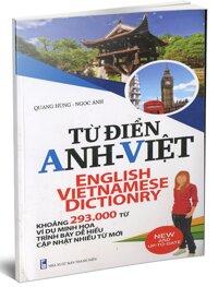 Từ điển Anh - Việt 293.000 từ