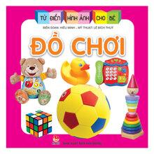 Từ điển hình ảnh cho bé - Đồ chơi
