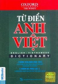 Từ điển Oxford Anh - Anh - Việt (Bìa mềm xanh rêu) hơn 350000 từ