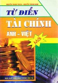 Từ điển tài chính ( Anh - Việt )