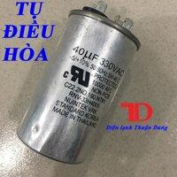 TỤ ĐIỀU HÒA - CAPA THÁI 40 UF [bonus]