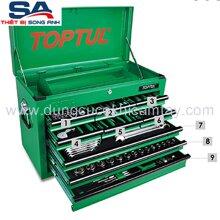 Bộ tủ dụng cụ TOPTUL GCBZ186A - 9 ngăn 186 chi tiết