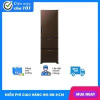 Tủ lạnh Hitachi Inverter 375 lít R-FSG38FPGV(GBW)