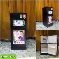 tủ lạnh sanyo 120l hàng qua sử dụng