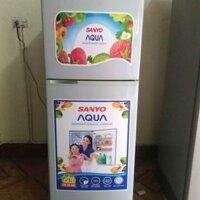 Tủ lạnh sanyo 150 lít.mới 90%