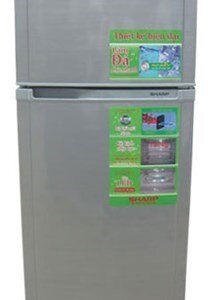 Tủ lạnh Sharp SJ169SDS (SJ169S-DS / SJ-169S-DS / SJ-169SDS) - 165 lít, 2 cửa