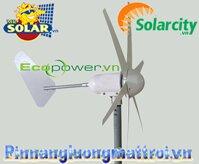 Tua bin gio solarcity 400w