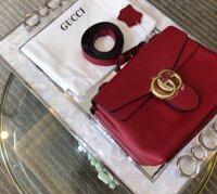2faeae241ae Túi Xách Gucci Hàng Super Sale Size 23cm Màu Đen Đẹp ...