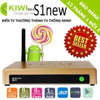 Tv Box KIWI S1 NEW 2017 - Chinh Hang