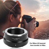 [UEB] AI-NZ Ống Kính Adapter Ring cho Nikon AI để NZ Gắn Máy Ảnh Không Gương Lật