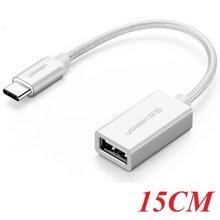 Cáp bện USB Type-C Ugreen 40325