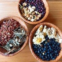 Uống trà gạo lứt cao cấp Ngô Mích - detox thanh lọc cơ thể đón TẾT 2020 [Hộp đặc biệt 850gram]