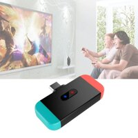 USB-C Bluetooth Audio Transmitter Type-C BT Audio Adapter Wireless Muisc Transmitter for Nintendo Switch PS4 PC