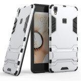 V3Max Back Cover Case for Vivo V3 Max BBK TPU Silicon 2in1 Stand Armor Hard Smart Phone Celulars Coque Fundas