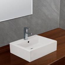 Chậu rửa lavabo dương bàn Vigalacera V42