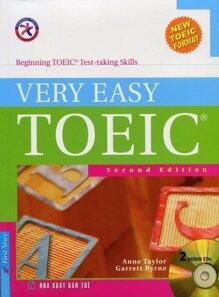 Very Easy Toeic - Second Edition (Kèm 2 Đĩa)