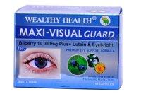 Viên uống bổ mắt Wealthy Health Maxi-Visual Guard