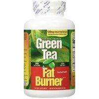 Vien uong giam can tu tra xanh Green Tea Fat Burner 200 vien cua My