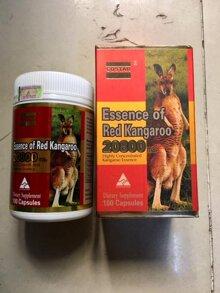 Thực phẩm tăng cường sinh lực đàn ông Essence of Red Kangaroo 20800mg