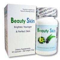 Vien uong trang da Beauty Skin 60 vien