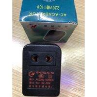 [VM] - Bộ đổi nguồn 220V sang 110V.