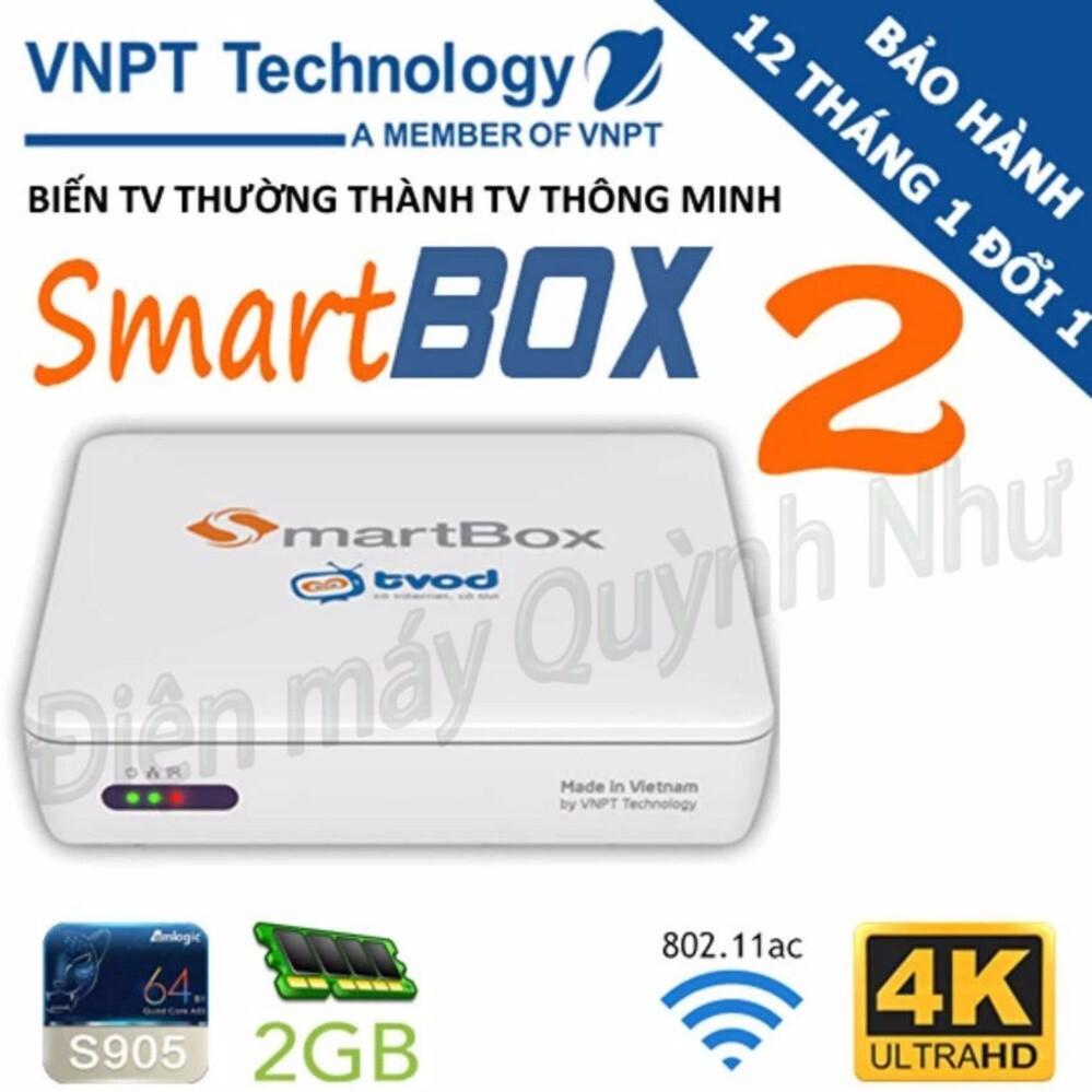 Nơi bán Vnpt Smartbox 2 giá rẻ, uy tín, chất lượng nhất