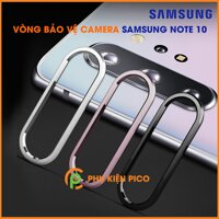 Vòng bảo vệ camera Samsung Note 10 - Vòng bảo vệ kim loại camera Samsung Galaxy Note 10 [bonus]