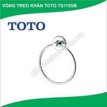 Vòng treo khăn Toto TS115SB