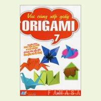 Vui Cùng Xếp Giấy Origami - Tập 7