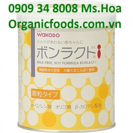 Sữa bột Wakodo Bonlact I  - hộp 360g (dành cho trẻ rối loạn tiêu hóa)