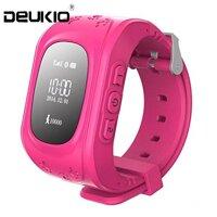 Wiviec: C2Kids Đồng Hồ Thông Minh Smart Watch Bé Gái Bé Trai Đồng Hồ Kỹ Thuật Số Chống Mất Nút SOS Đồng Hồ Định Vị Gps Smartwatch