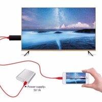 (Xả Kho) Cáp HDMI Iphone Kết Nối Điện Thoại Ra TiVi Full HD