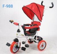 Xe 3 bánh đẩy trẻ em F988