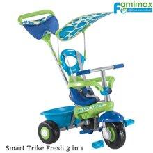 Xe đạp trẻ em 3 bánh Smart-trike Fresh
