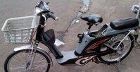Xe đạp điện cũ asama 3 bình