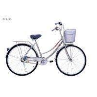 """Xe đạp Mini inox cỡ 26″ Thống Nhất ( TN 219-05-26"""" )"""