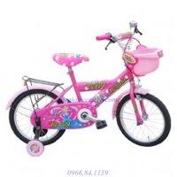 Xe đạp trẻ em NCL 16'' màu hồng