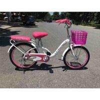 Xe đạp trẻ em Thống Nhất NEO 20 inch cho bé gái 6 7 8 9 10 tuổi