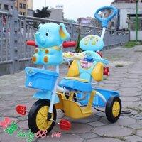Xe đẩy con voi 2in1 CL01 có DKBH