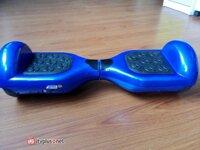 Xe Dien Thang Bang 2 Banh FZ1 - Xanh - Pin Samsung