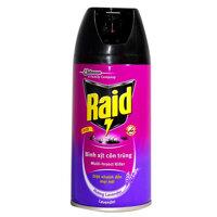 Xit cong trung Raid Maxs lavender 300ml