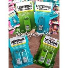 Xịt thơm miệng Listerine Pocket Mist - 7.7 ml