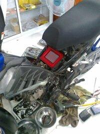 Yamaha Exciter  135cc